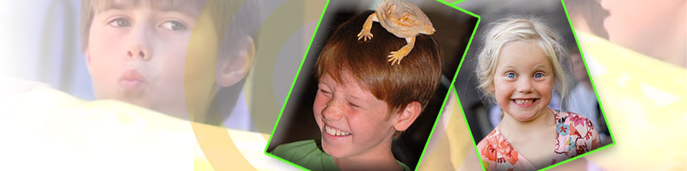 REPTILE BIRTHDAY PARTIES